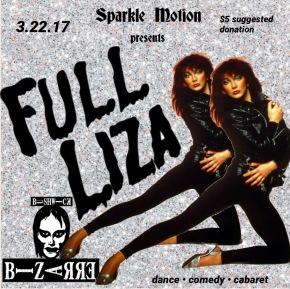 ANNOUNCING: Full Liza